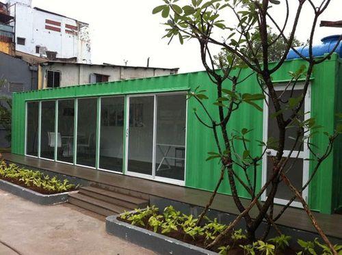 Cận cảnh nhà container đầy đủ nội thất  giá 100 triệu ở TPHCM - Ảnh 5