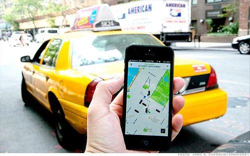 Vì sao Uber muốn giấu số điện thoại của khách hàng và tài xế? - Ảnh 1