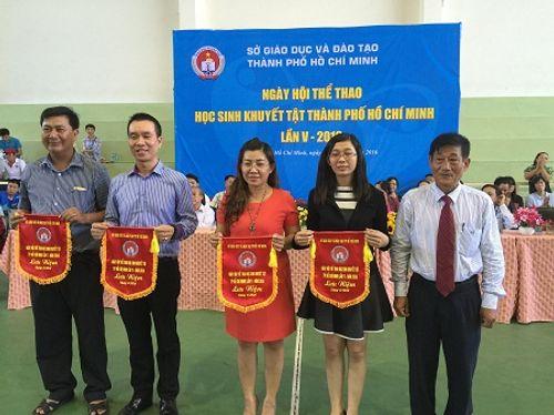 FrieslandCampina Việt Nam đồng hành cùng Ngày Hội thể thao cho trẻ em khuyết tật - Ảnh 3