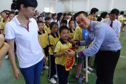 FrieslandCampina Việt Nam đồng hành cùng Ngày Hội thể thao cho trẻ em khuyết tật - Ảnh 2
