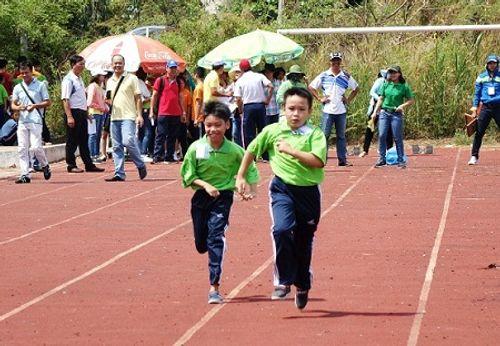 FrieslandCampina Việt Nam đồng hành cùng Ngày Hội thể thao cho trẻ em khuyết tật - Ảnh 1