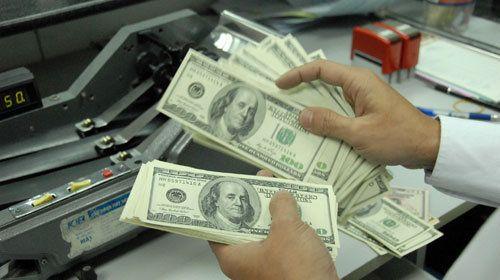 Giá USD hôm nay 10/5: Tăng nhẹ - Ảnh 1