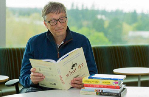 Muốn làm giàu, hãy học ngay những thói quen này của Bill Gates - Ảnh 2
