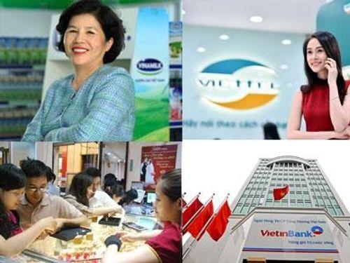 Forbes Việt Nam công bố 40 doanh nghiệp có giá trị thương hiệu lớn nhất VN - Ảnh 1