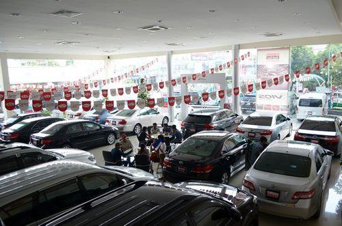 Lí do khiến giá xe ô tô giảm mạnh  - Ảnh 1