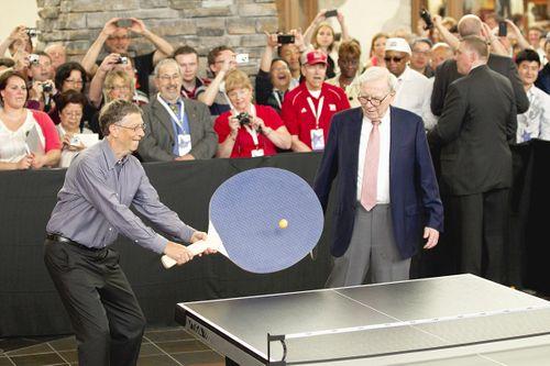 Bill Gates và Warren Buffett: Cuộc gặp gỡ định mệnh - Ảnh 2