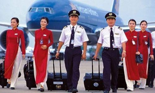 Choáng với mức lương của phi công và tiếp viên Vietnam Airlines - Ảnh 1