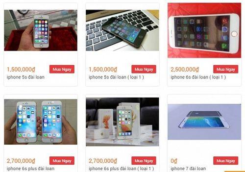 Sự thật về iPhone 7 Plus giá hơn 4 triệu đồng đang rao bán tại Việt Nam - Ảnh 2
