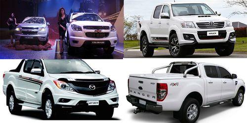 Xe bán tải tăng giá vẫn ùn ùn khách mua - Ảnh 1