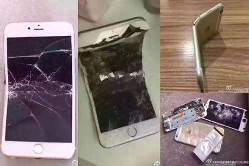 iPhone bị đập phá, tẩy chay ở Trung Quốc - Ảnh 1