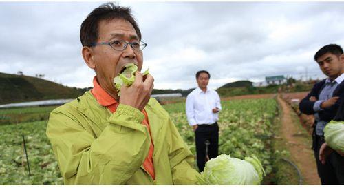 Nông sản sạch: Người kinh doanh hãy chỉ bán thứ mình ăn được - Ảnh 2