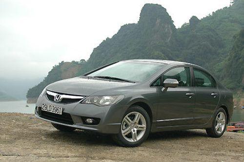 Honda Việt Nam triệu hồi gần 10.000 ô tô vì dính lỗi - Ảnh 1