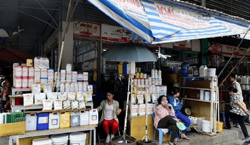 """Chợ Kim Biên: """"Phải chấm dứt ngay việc kinh doanh hoá chất"""" - Ảnh 1"""