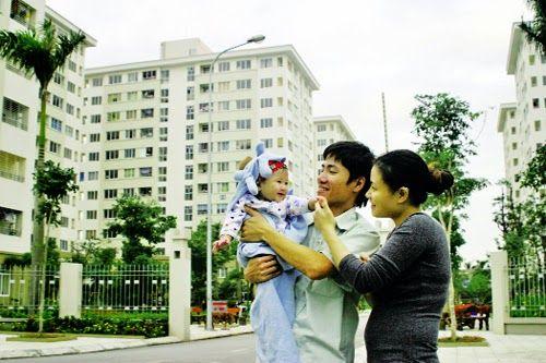 2 tin vui đối với người muốn vay tiền mua nhà ở xã hội - Ảnh 1