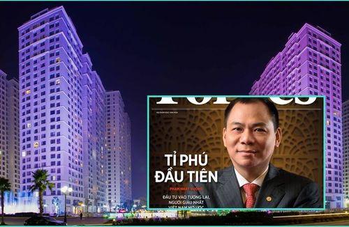 Tỷ phú Phạm Nhật Vượng lập kỷ lục mới, thiếu gia Việt chi 50 tỷ mua 3 siêu xe - Ảnh 1