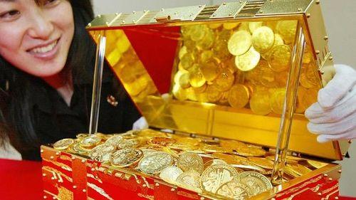 Giá vàng hôm nay 30/7: Giá vàng SJC tăng 70.000 đồng/lượng - Ảnh 1