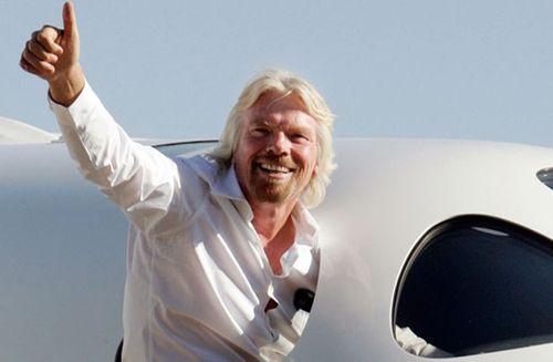 """Tỷ phú Richard Branson: """"Kẻ phá bĩnh"""" được yêu quý nhất - Ảnh 1"""