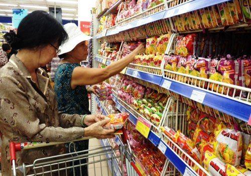 """Đại gia mỳ gói """"đút ví"""" 20.000 tỷ đồng mỗi năm tại thị trường Việt - Ảnh 1"""