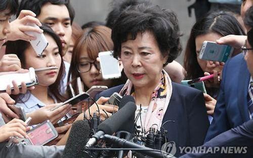 Chân dung nữ đại gia của Lotte Group vừa bị bắt - Ảnh 1
