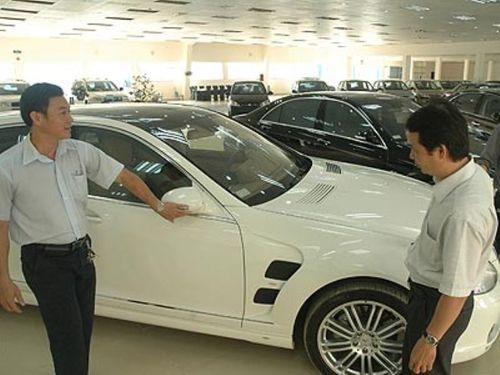 Lượng tiêu thụ ô tô tháng 6 đã giảm 6% - Ảnh 1