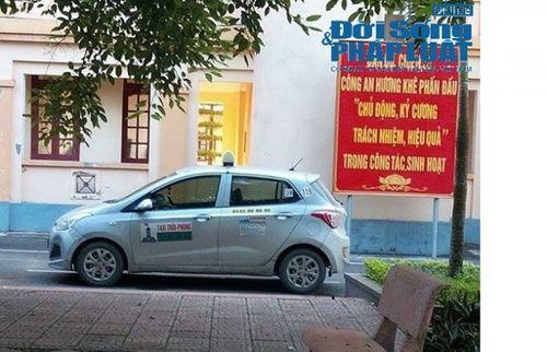 Đánh cắp xe taxi, lái đi thăm bạn gái - Ảnh 2
