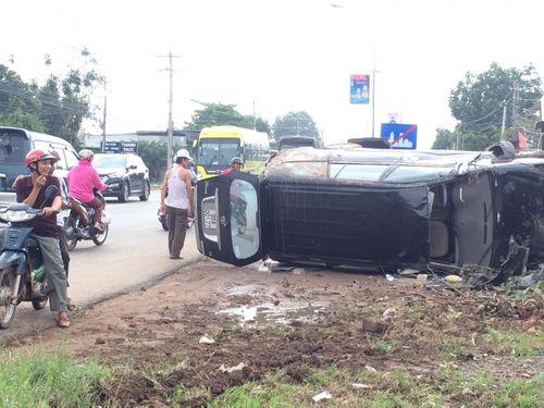 Tin tai nạn giao thông mới nhất ngày 16/10 - Ảnh 1