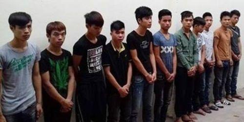 Hà Nội: Bắt nhóm đối tượng khiến một nam thanh niên nhảy hồ sen tử vong - Ảnh 1