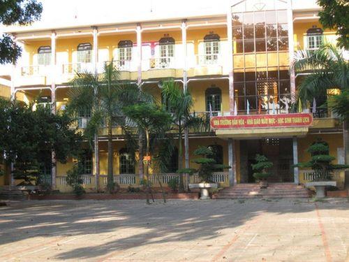 Hà Nội: Nhà trường kêu gọi ủng hộ để mua tảng đá 100 triệu đồng - Ảnh 2