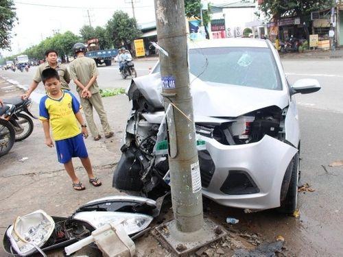 Tin tai nạn giao thông mới nhất ngày 9/10 - Ảnh 1