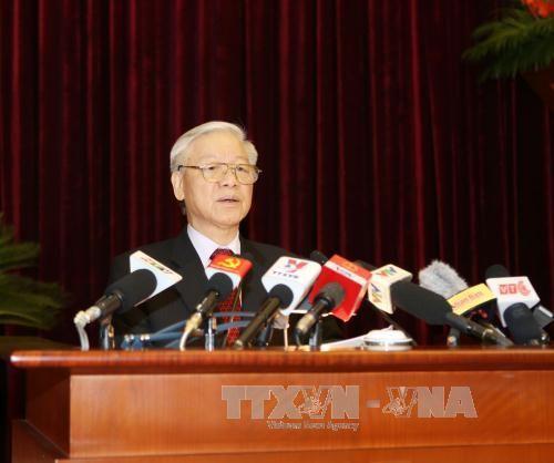 Hội nghị Trung ương 4 dự kiến kế hoạch phát triển KT-XH năm 2017 - Ảnh 1