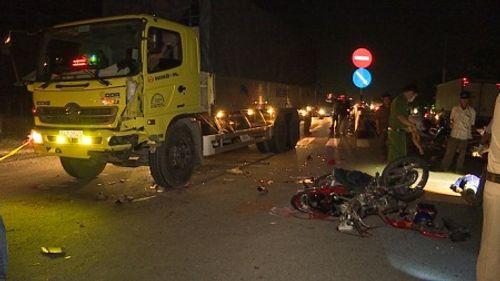 Tin tai nạn giao thông mới nhất ngày 30/11 - Ảnh 1