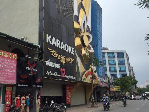 Tạm dừng cấp phép kinh doanh karaoke, vũ trường trên địa bàn Hà Nội - Ảnh 1