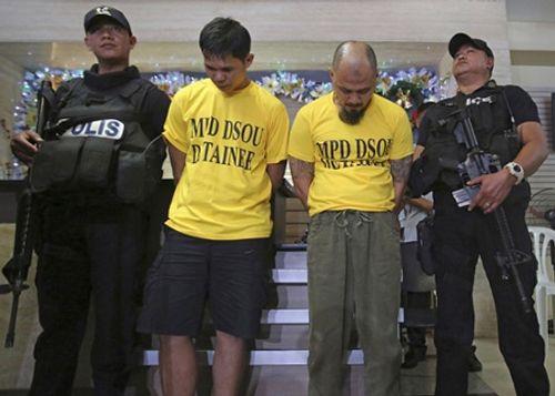 Phát giác khủng bố liên quan đến IS, Philippines nâng cảnh báo mức cao nhất - Ảnh 1