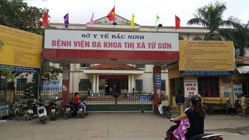 Bắc Ninh: Điều chuyển ê kip bác sĩ tắc trách làm thai nhi tử vong - Ảnh 1