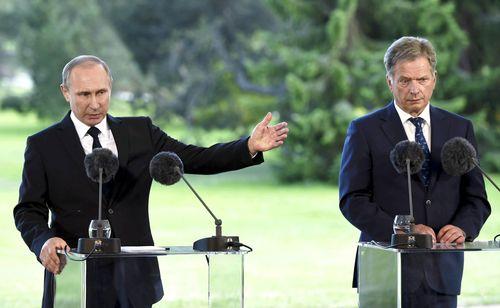 Tổng thống Nga tuyên bố sẽ phản ứng nếu Phần Lan gia nhập NATO - Ảnh 1