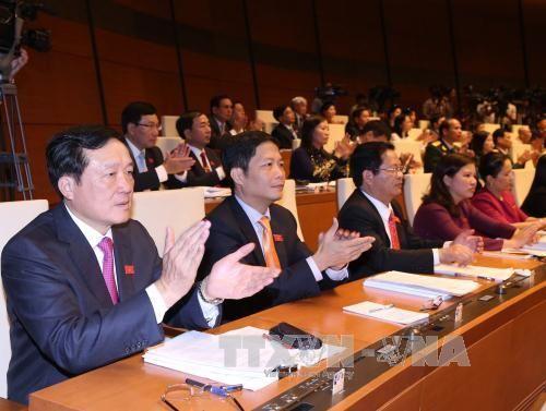 Thông cáo số 1 Kỳ họp thứ Nhất, Quốc hội khóa XIV - Ảnh 1