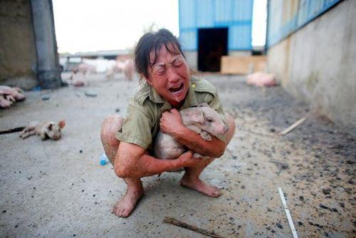 Gần 200 người thiệt mạng sau mưa lũ ở Trung Quốc - Ảnh 1