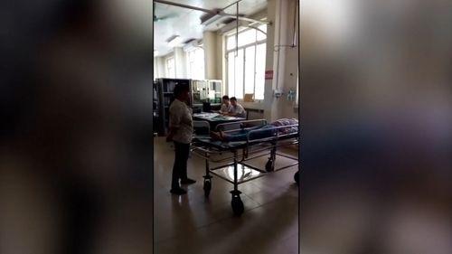 Thực hư video bác sĩ bỏ mặc bệnh nhân chờ chết - Ảnh 1