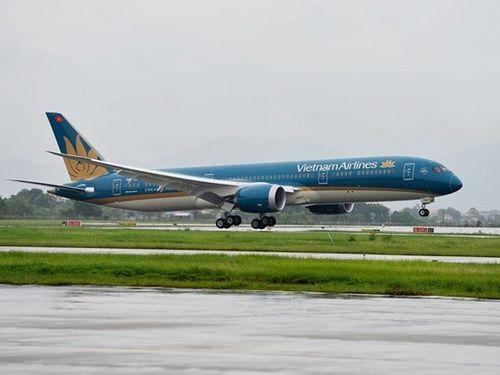 Máy bay Boeing 787-9 của Vietnam Airlines gặp sự cố  - Ảnh 1