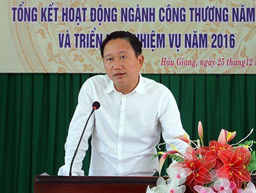 Công an chưa nhận được đề nghị tìm ông Trịnh Xuân Thanh - Ảnh 1