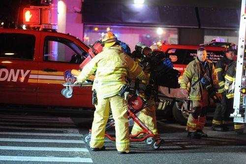 Hiện trường vụ nổ lớn ở New York khiến 29 người bị thương - Ảnh 2