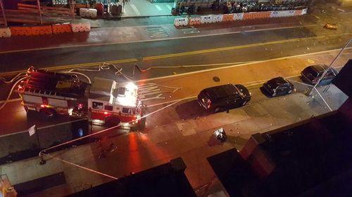 Hiện trường vụ nổ lớn ở New York khiến 29 người bị thương - Ảnh 13