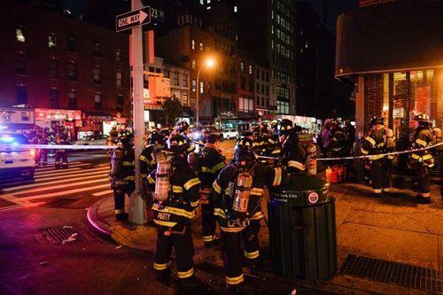 Hiện trường vụ nổ lớn ở New York khiến 29 người bị thương - Ảnh 3