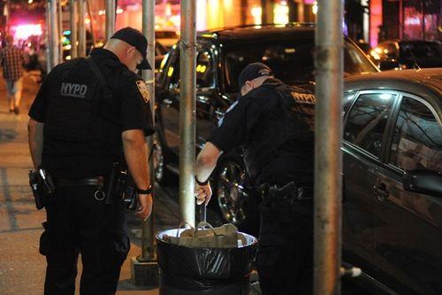 Hiện trường vụ nổ lớn ở New York khiến 29 người bị thương - Ảnh 4