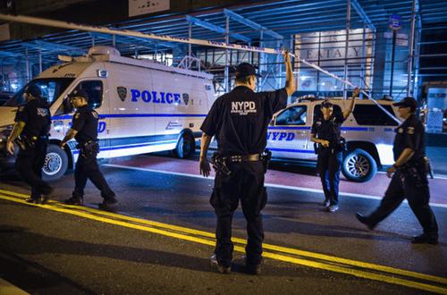 Hiện trường vụ nổ lớn ở New York khiến 29 người bị thương - Ảnh 7