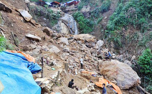 Lào Cai: Sạt lở đất, hai người tử vong - Ảnh 1