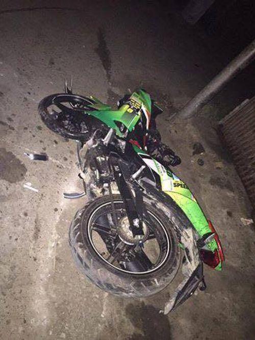Hà Nội: Tai nạn nghiêm trọng làm 3 người chết - Ảnh 1