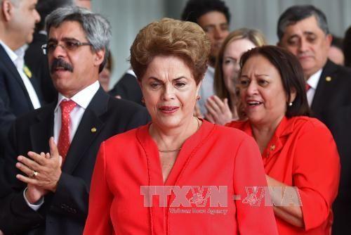 Bà Rousseff kháng cáo lên Tòa án tối cao Brazil - Ảnh 1