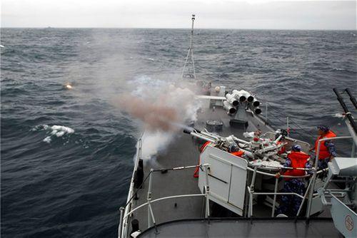 """Thế đối đầu nguy hiểm Trung - Mỹ tại những vùng """"biển nóng"""" - Ảnh 2"""
