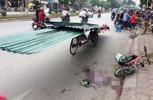 Bé trai tử vong vì bị tôn cứa cổ: Xử lý nghiêm vi phạm - Ảnh 1